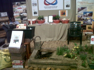 PCH at Sunday Tribune Garden Show