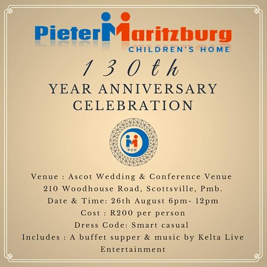 PCH 130 Anniv Poster